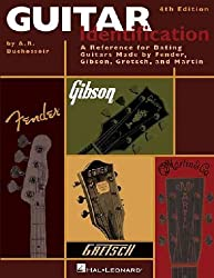 [GUITAR IDENTIFICATION: A REFERENCE FOR DATING GUITARS MADE BY FENDER, GIBSON, GRETSCH, AND MARTIN BY (AUTHOR)DUCHOSSOIR, A. R.]GUITAR IDENTIFICATION: A REFERENCE FOR DATING GUITARS MADE BY FENDER, GIBSON, GRETSCH, AND MARTIN[PAPERBACK]06-15-2008