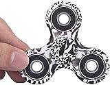 Fidget Toy tipo Spinner para niños o adultos ? Alta Velocidad Si3N4 Hybrid cerámica? Gira 2-3 minuto ? Juego Sensorial Hand Spinner