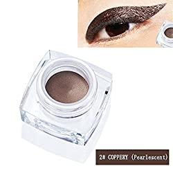 9th Avenue 2: Water-Resistant Eyebrow & Eyeliner Eyebrow enhancer cream and Sweat Eyebrow Tint different color eyeliner Cosmetics Makeup Cream