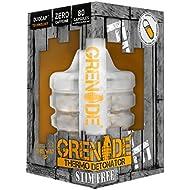 Grenade Thermo Detonator Stim-Free Weight Management Capsules, 80 capsules