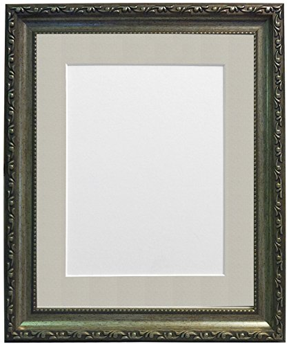 frames-by-post-picture-photo-frame-with-light-grey-mount-for-a4-picture-size-silver-30-mm-wide-14-x-