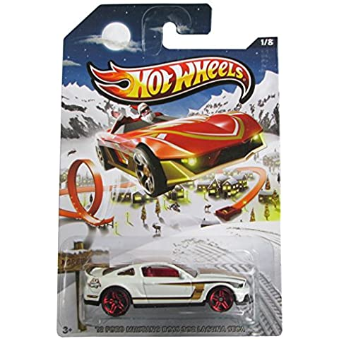 2013 Hot Wheels Holiday Hot Rods - '12 Ford Mustang