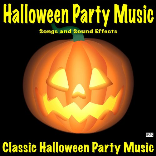 (Halloween Party Music, Songs and Sound Effects)