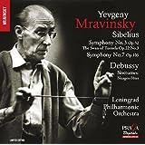 E.Mravinsky / Sibelius, Debussy