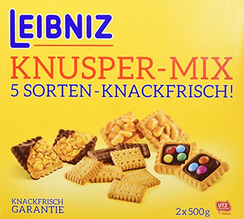 Leibniz Knusper Mix, 1er Pack (1 x 1000 g)