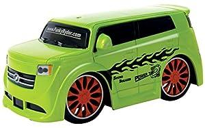 Motormax Funky Ryder Toyota Coche con Luz Electrónica y Sonido