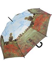 Paraguas Las Amapolas de Claude Monet