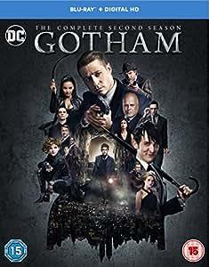 Gotham - Season 2 [Includes Digital Download] [Blu-ray] [2016] [Region Free]