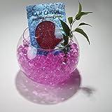 estensione Aqua cristallo 'di stoccaggio di acqua dai cristalli di gel di perle -20G - Rosa - Aqua Crystal - amazon.it