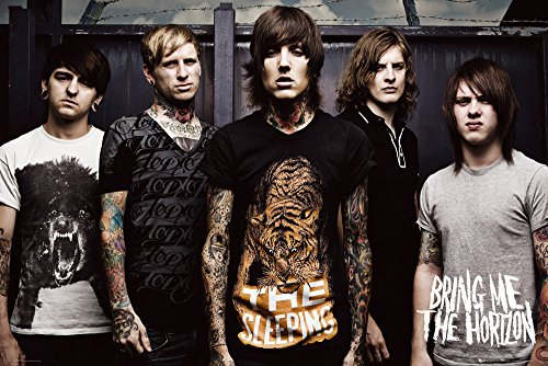GB eye LTD, Bring Me the Horizon, Maxi Poster 61x91,5 cm