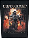 Photo de Disturbed Indestructible Patch dossard multicolore par Disturbed