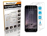 Best Iphone 6 Screen Protectors - iPhone 6 6S Screen Protector, TechStone Premium Tempered Review