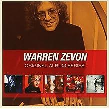 Original Album Series : Warren Zevon / Excitable Boy / Bad Luck Streak in Dancing School / Stand in the Fire / The Envoy (Coffret 5 CD)