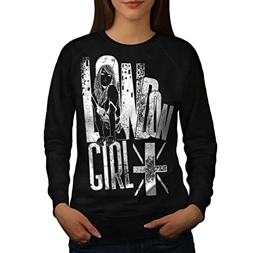 royal-london-girl-uk-britain-gb-women-new-black-m-sweatshirt-wellcoda