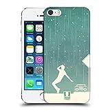 Head Case Designs Pioggia di Meteore Sfumata Cover Posteriore Rigida per Apple iPhone telefoni, PLASTICA, Dancer, Apple iPhone 5 / 5s / SE