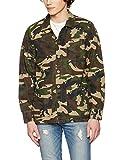 Dickies Herren Kempton Freizeithemd, Mehrfarbig (Camouflage), Large