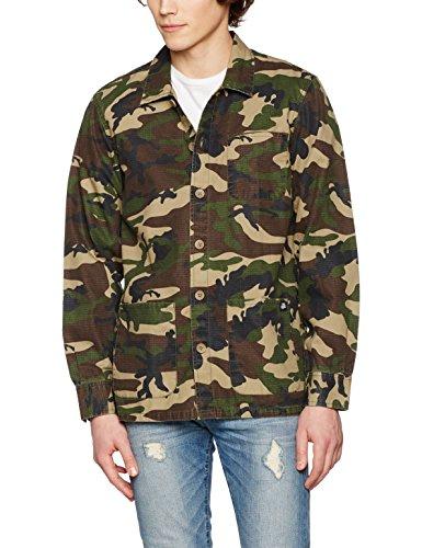 Dickies Herren Freizeithemd Kempton Mehrfarbig (Camouflage)