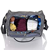 LCP Kids Wickeltasche SYDNEY GRAY - 7