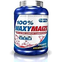 Quamtrax Nutrition QTX0315, Suplementos de Carbohidratos con Aroma de Fresa, 2267 gr