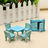 Generic Wooden Dollhouse Furniture Doll ...