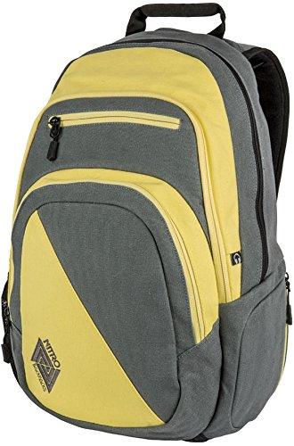 Nitro Stash Rucksack, Schulrucksack, Schoolbag, Daypack,  Broken Palms, 49 x 32 x 22 cm, 29 L,
