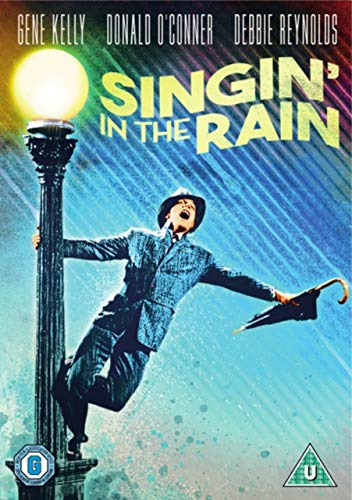 Singin' in the Rain [DVD] [UK Import] (Sah Kostüm Weiblich)