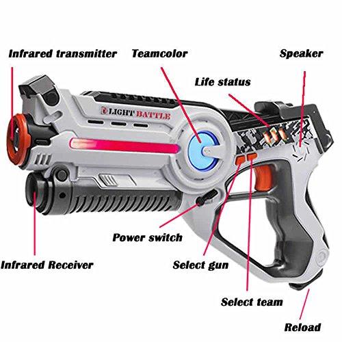 Light-Battle-Active-pistola-juguete-2x-pistolas-azul-2x-pistolas-blanca-LBAP10434D