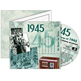 Time to Remember 1945 + Card [UK Import] [Import anglais]