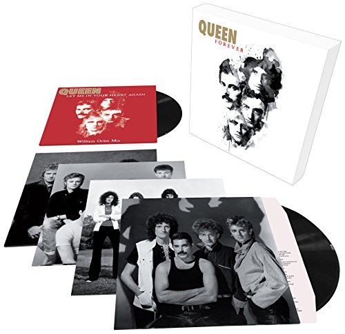 Forever [Box] [Vinyl LP] (Queen Vinyl-box-set)