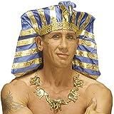 Cadena de elefante de África egipto antiguo collares accesorios para el cabello oriente oro faraón joyería