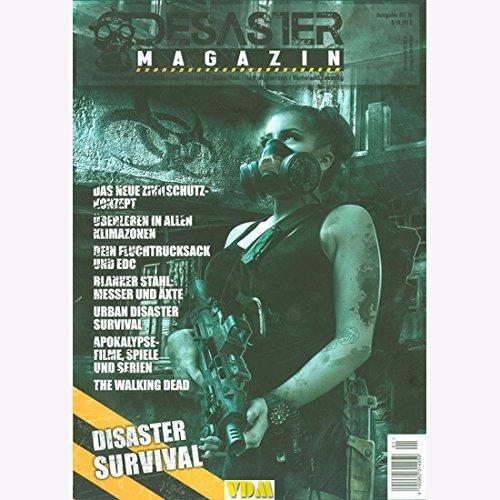 K-ISOM Desaster Survival Magazin 01/16 Notfallvorsorge Überleben Durchschlagen Prepper