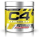 Cellucor C4 Original Explosive Pre-Workout Supplement, Fruit Punch, 6.3 Ounce