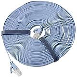 Sourcingmap RJ45 UTP CAT6a Cat.6 Flat Data Ethernet Patch Network Lan Cable