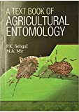 A Text Book of Agricultural Entomology