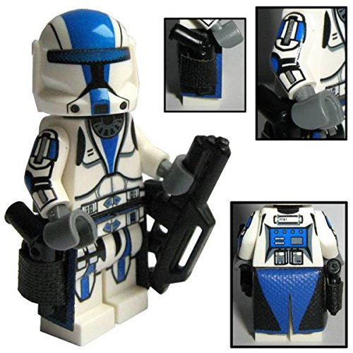 CBD 501st Legion Clone Commando Trooper - Custom Brick Design Figur gefertigt aus Lego Star Wars & custom - Lego Star Custom Wars