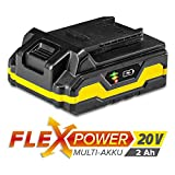 TROTEC Batería de repuesto Flexpower 20V 2.0 Ah