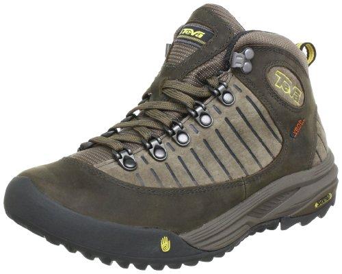 Teva Forge Pro Mid eVent LTR 9026, Scarponcini da escursionismo e trekking donna Marrone (Braun (brown 556))