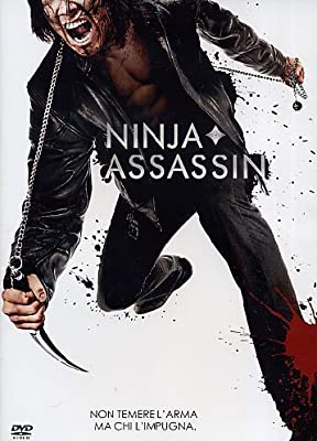 Ninja Assassin by Rain