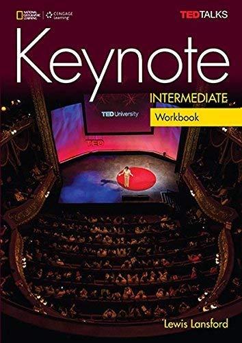 Keynote Intermediate: Workbook, B1 (inkl. Audio CDs)