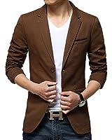 Moin Herren Sakko Business Anzug Blazer Anzugsakko Anzugjacke Frühling Sommer Herbst Jacke Basic comfort fit mit Struktur Style-2195