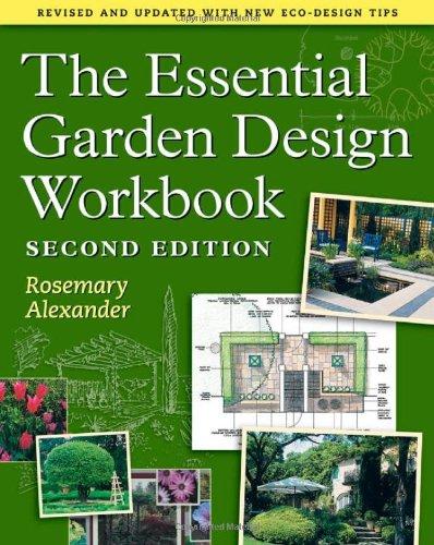 51yEGyeEFdL - NO.1 HOME DESIGN# The Essential Garden Design Workbook