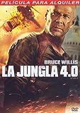 Jungla De Cristal 4.0 (Import Movie) (European Format - Zone 2) (2008) Bruce Willis; Maggie Q; Cliff Curtis