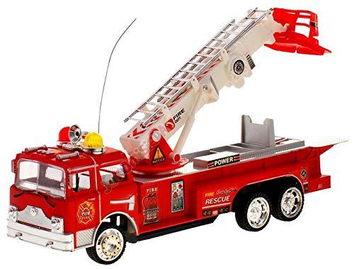 BSD RC Ferngesteuertes Auto - Feuerwehrauto Lastwagen LKW