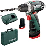 Metabo Powermax 10,8v 2 x 2,0