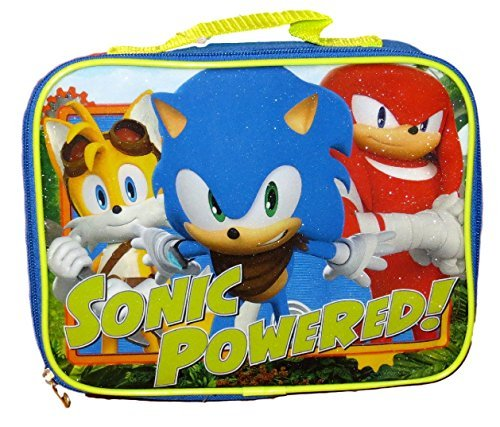 Super Sonic Sonic Powered Insulated Lunch Bag Lunch Box By Sonic Buy Online In Bulgaria Sonic Products In Bulgaria See Prices Reviews And Free Delivery Over 120 Lv Desertcart