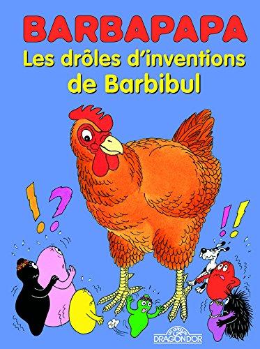 Barbapapa BD - Les drôles d'inventions de Barbibul