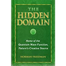 The Hidden Domain: Home of the Quantum Wave Function, Nature's Creative Source (English Edition)