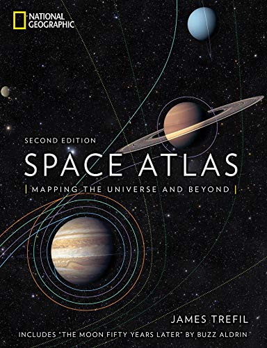 Space Atlas: Mapping the Universe and Beyond por James Trefil