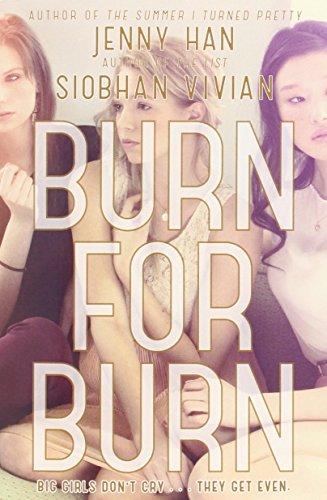 Burn For Burn Reissue por Jenny Han