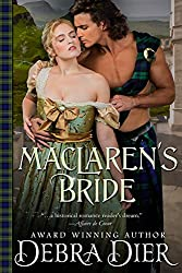 MacLaren's Bride (The Heiresses Book 2)